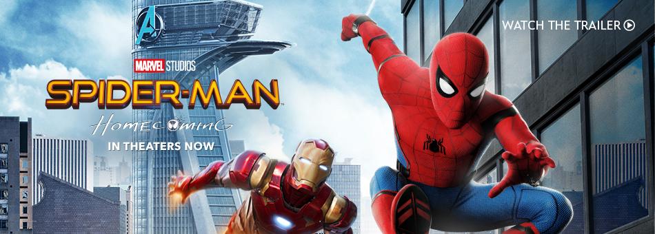 Watch Spider Man Homecoming 2017  Full Movie Online