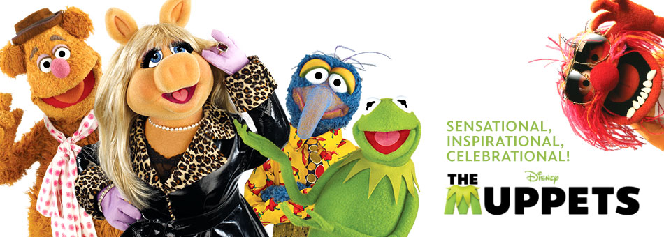 The Muppets – Muppet Birthday Card