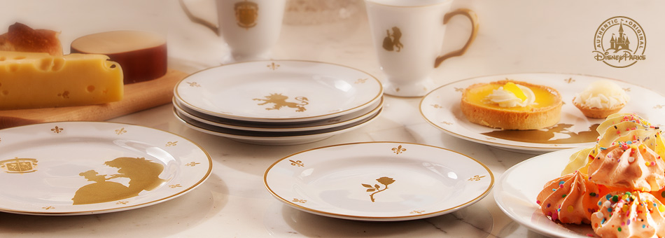 Be Our Guest Kitchen & Dinnerware Collection