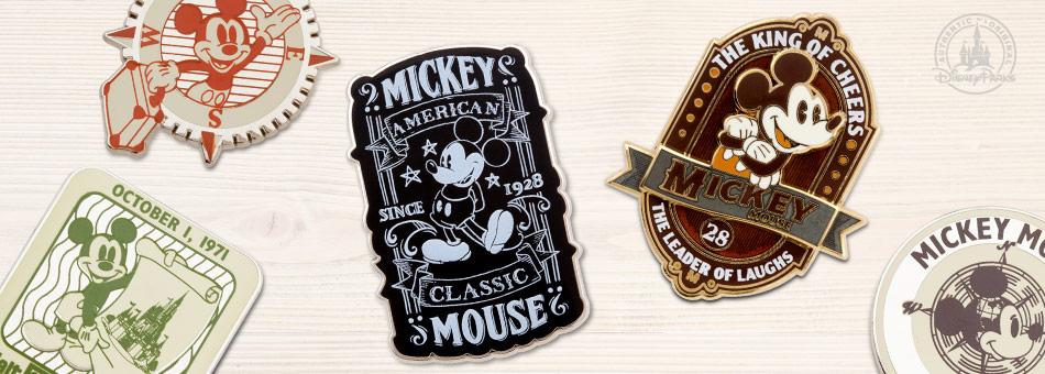 Disney Parks Pins