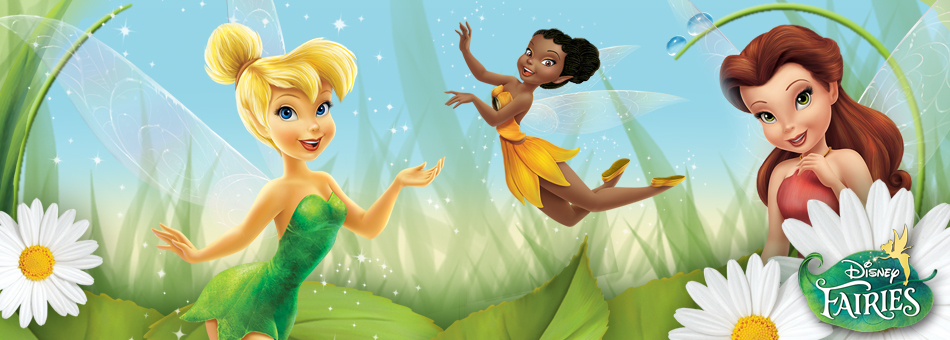 Tinker Bell & Fairies