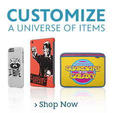 Customizable Guardians of the Galaxy Items