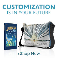 Customizable Tomorrowland Items