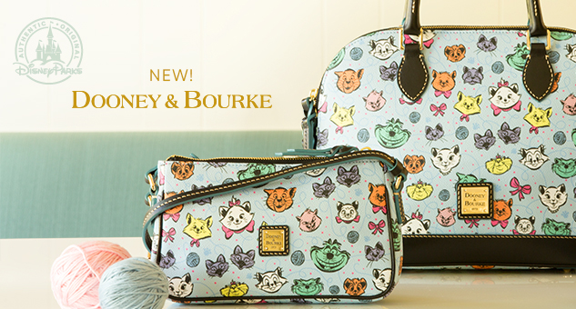 Dooney & Bourke Disney Cats Collection