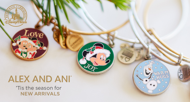 Alex and Ani New Arrivals