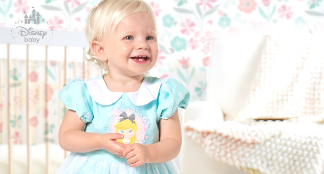 Alice in Wonderland Fashion Collection for Baby