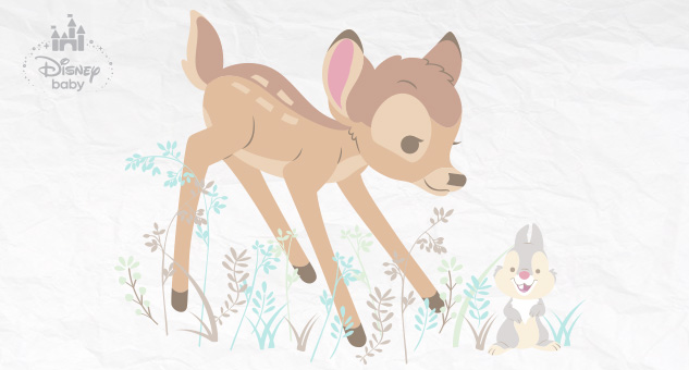 Disney Baby Bambi Layette Collection