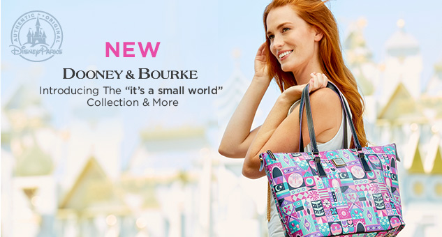 Dooney & Bourke 'it's a small world' collection