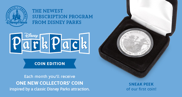Park Pack Coin Edition