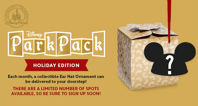 Park Pack Holiday Edition