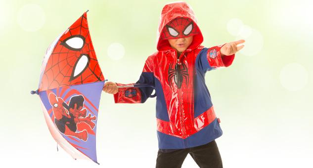 Rainwear for Boys