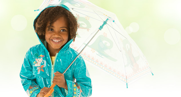 Rainwear for Girls