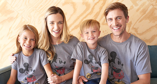 Tees for the Whole Family