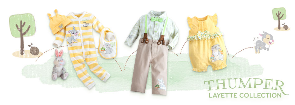 Thumper Layette Collection
