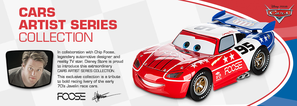Cars Artist Series: Chip Foose