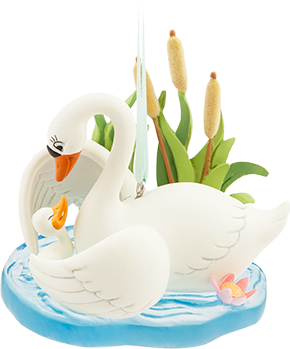 The Ugly Duckling Disney Swan