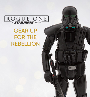 Rogue One - Gear Up for the Rebellion