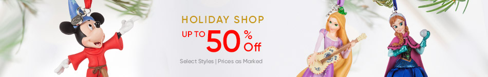 Holiday Shop - Up to 50% Off - Select Styles - Prices as Marked