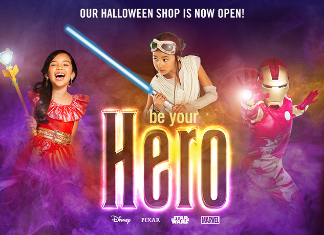 Halloween Shop Open!