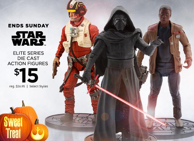 $15 Star Wars Elite Series Die Cast