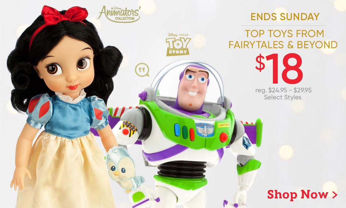 $18 Toys