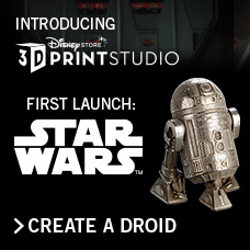 3D Print Studio Create Your Own Star Wars Droid