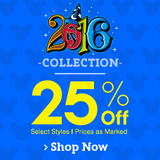 25% Off Dated 2016 Collection