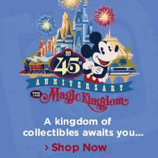 Magic Kingdom 45th Anniversary Collection