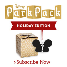 Disney Park Pack - Holiday Edition - Subscribe Now