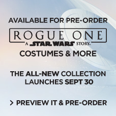 Rogue One: A Star Wars Story Product Pre-Order and Preview