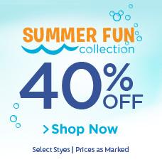 40% Off Summer Fun
