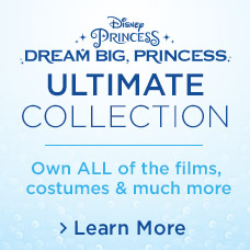 Dream Big, Princess Ultimate Collection