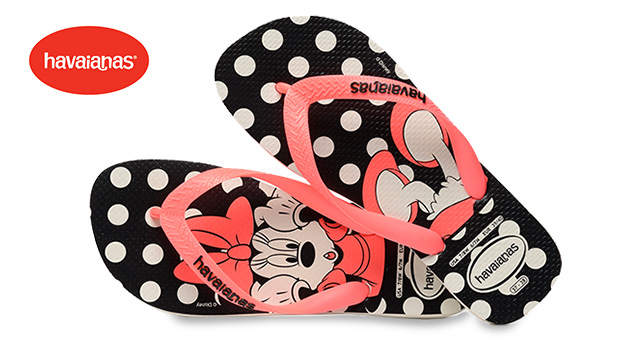 Introducing the Disney | Havaianas Collection