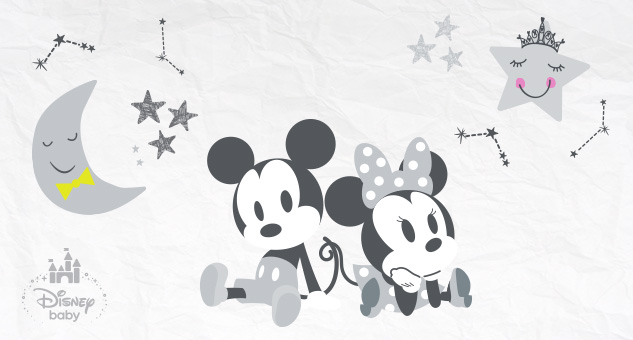 Mickey and Minnie Mouse Layette Collection for Baby