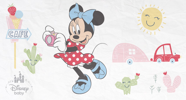 Minnie Mouse Fashion Collection for Baby