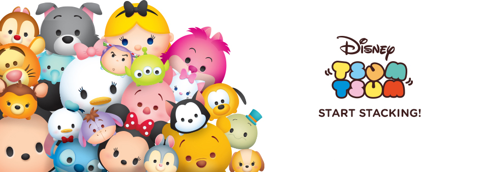 Disney Tsum Tsum - Start Stacking!