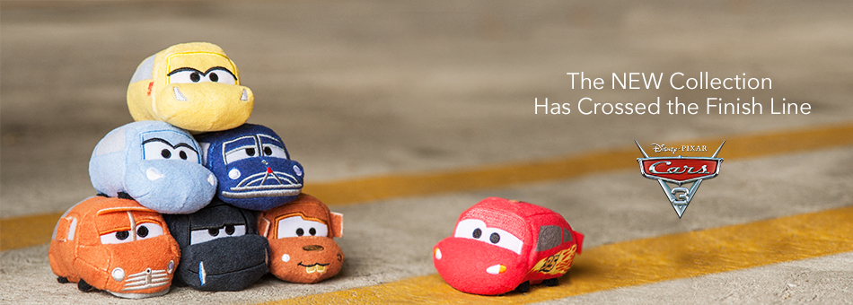 The NEW Collection has Crossed the Finish Line - Cars 3