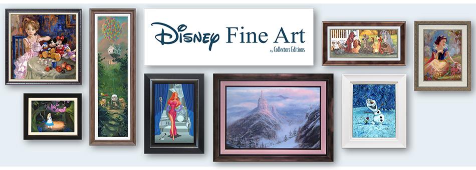 Disney Fine Art Collection