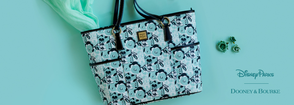 Dooney & Bourke Geo Floral Collection