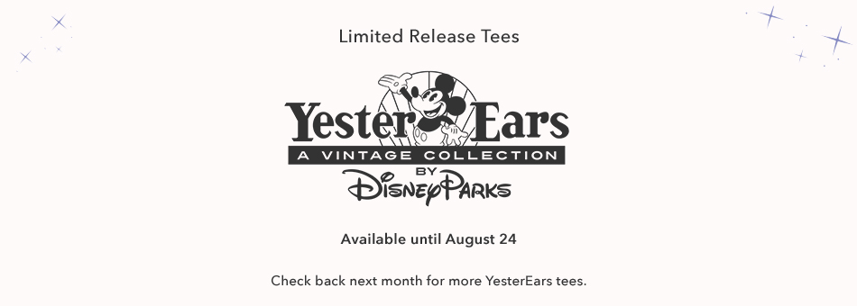 YesterEars Limited Release Items