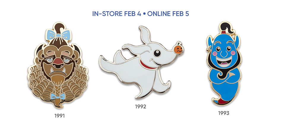 In-Store Feb 4 - Online Feb 5