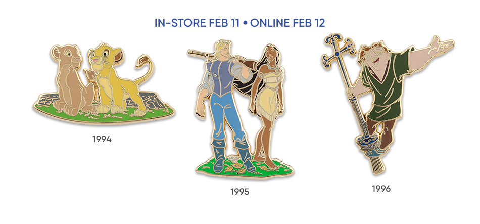 In-Store Feb 11 - Online Feb 12