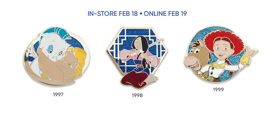 In-Store Feb 18 - Online Feb 19