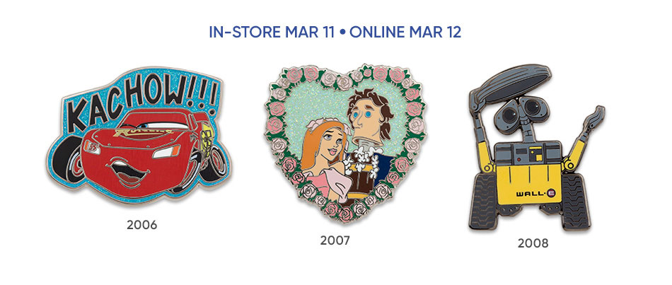 In-Store Mar 11 - Online Mar 12