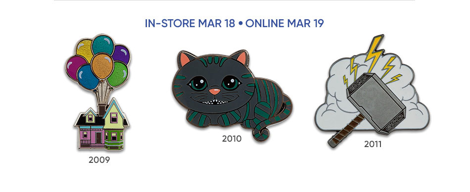 In-Store Mar 18 - Online Mar 19