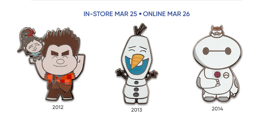In-Store Mar 25 - Online Mar 26