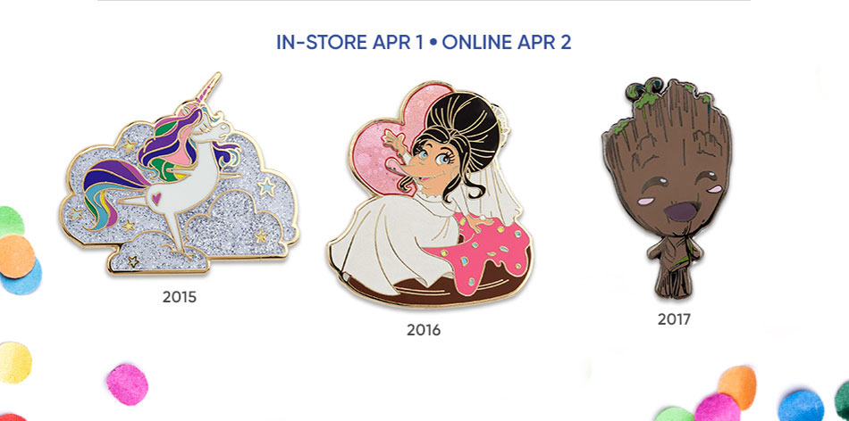 In-Store Apr 1 - Online Apr 2