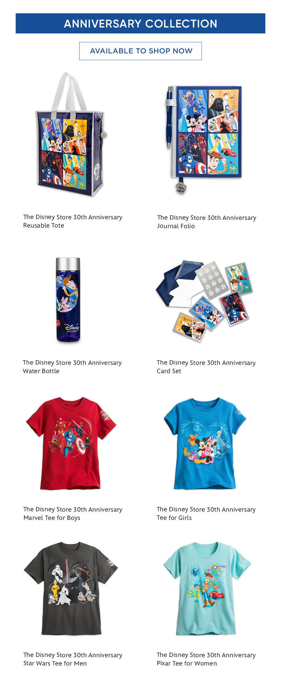 The Anniversary Gear - Now Available