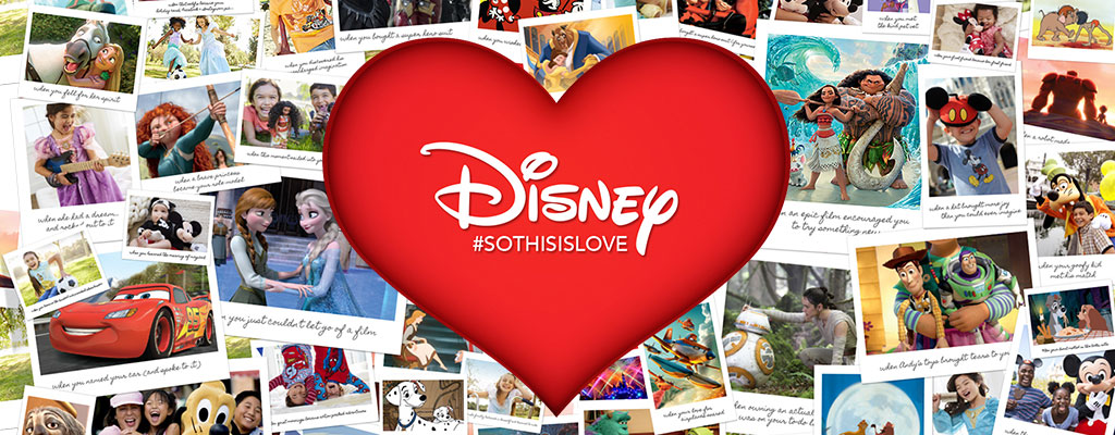 Disney #sothisislove