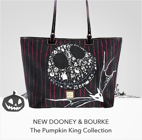 New Dooney & Bourke - The Pumpkin King Collection